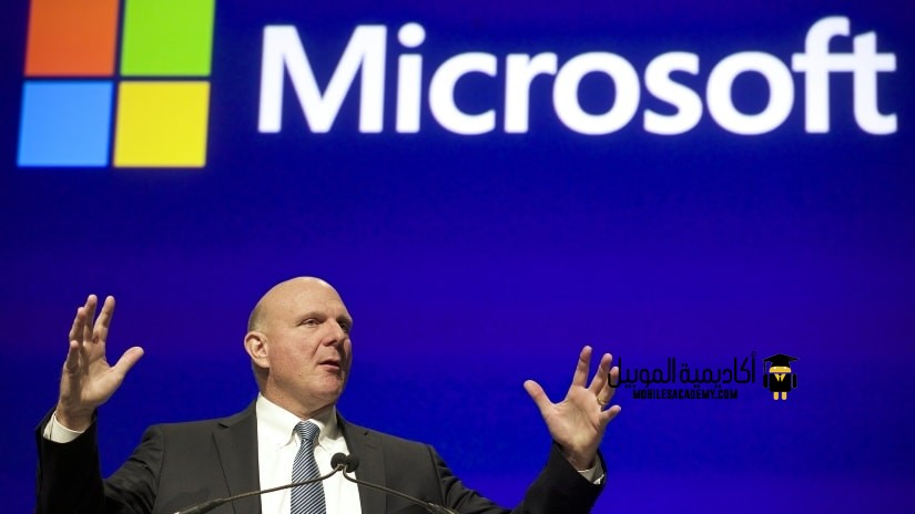 ستيف بالمر رئيس مايكروسوففت السابق