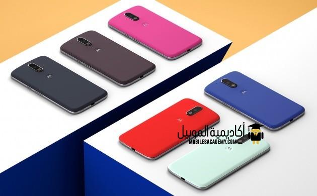Motorola Moto G4 Colors
