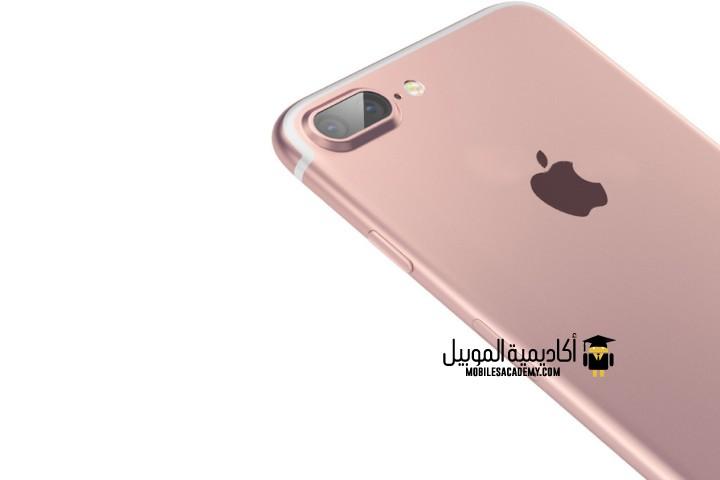 كاميرات iPhone 7 plus