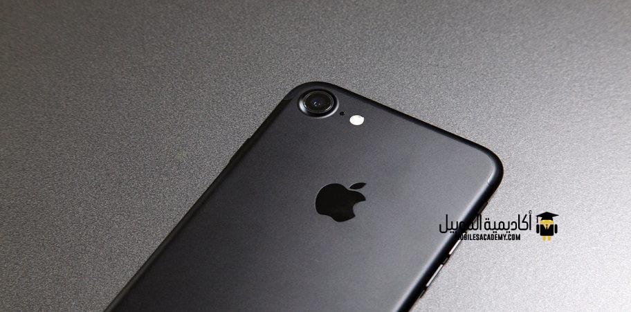 كاميرا iPhone 7