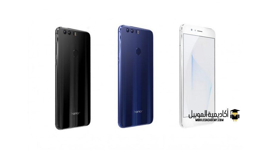 Huawei Honer 8 colors