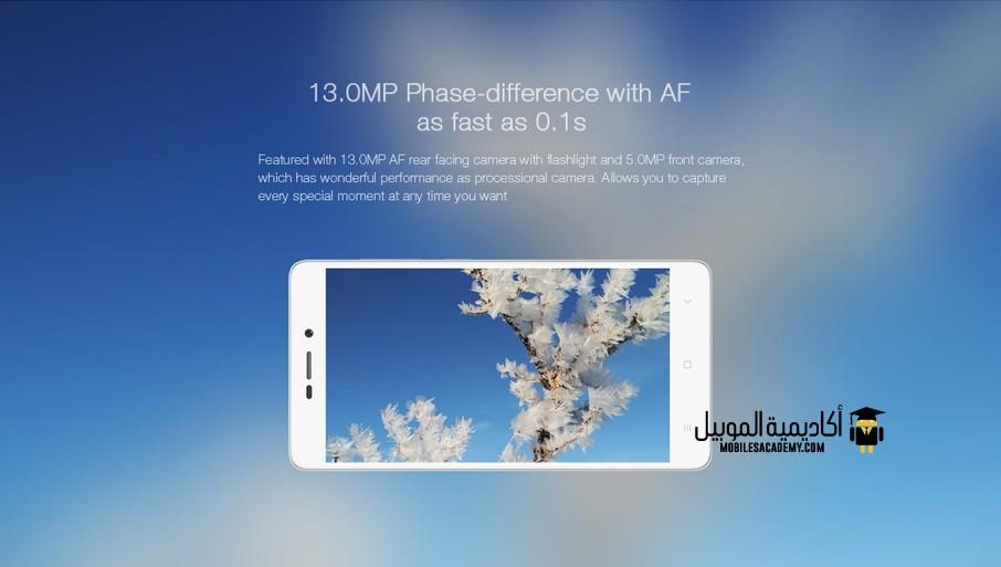 Xiaomi Redmi 3S camera