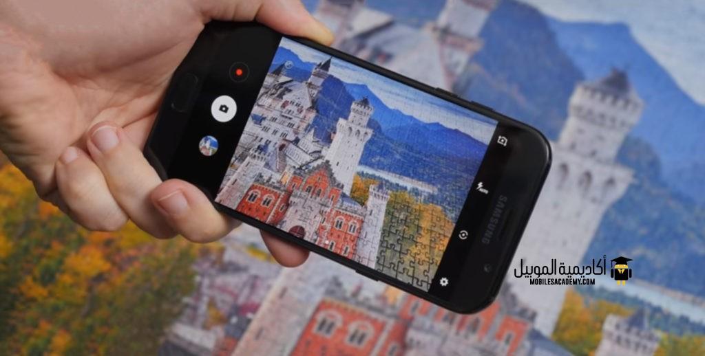Samsung Galaxy A7 2017 Camera