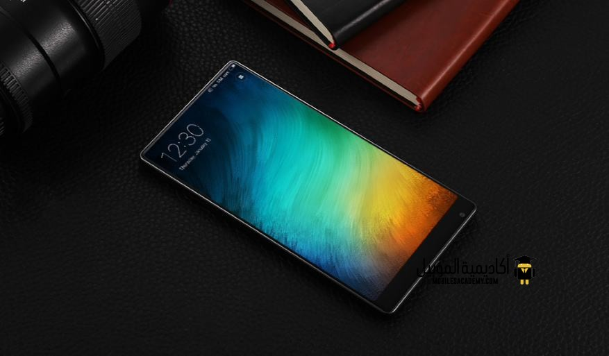 Xiaomi MI Mix design