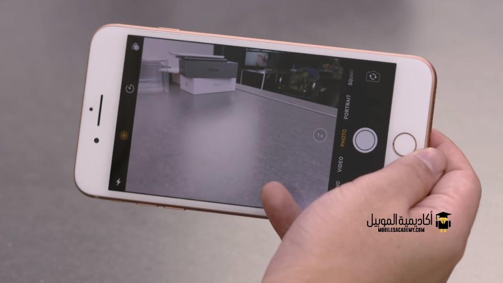 Apple iPhone 8 Plus Camera