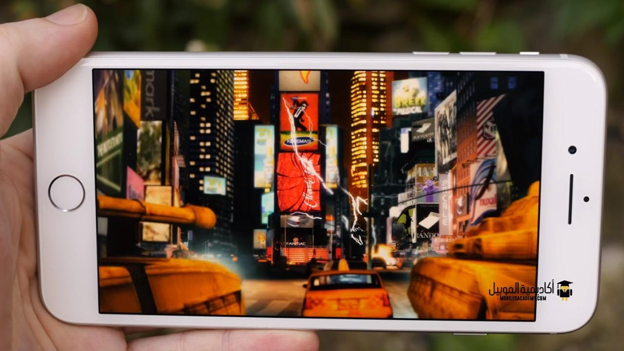 Apple iPhone 8 Plus Display