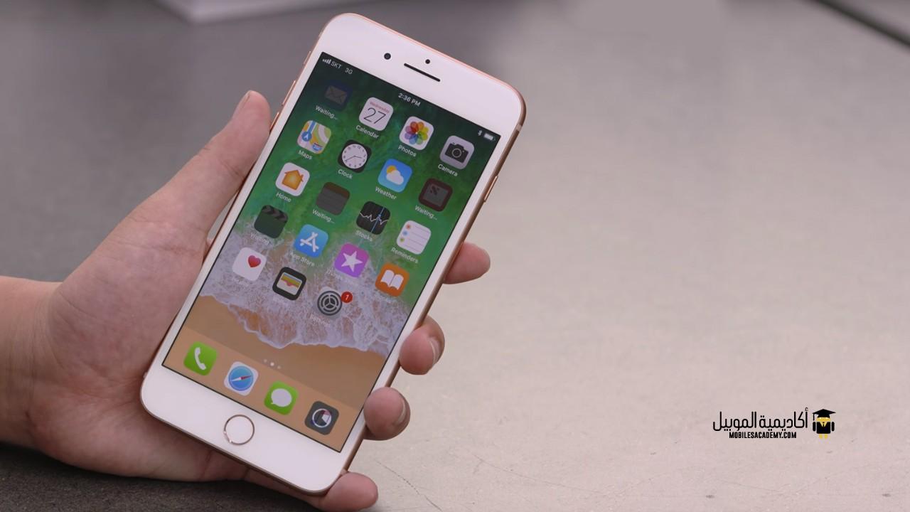Apple iPhone 8 Plus Os
