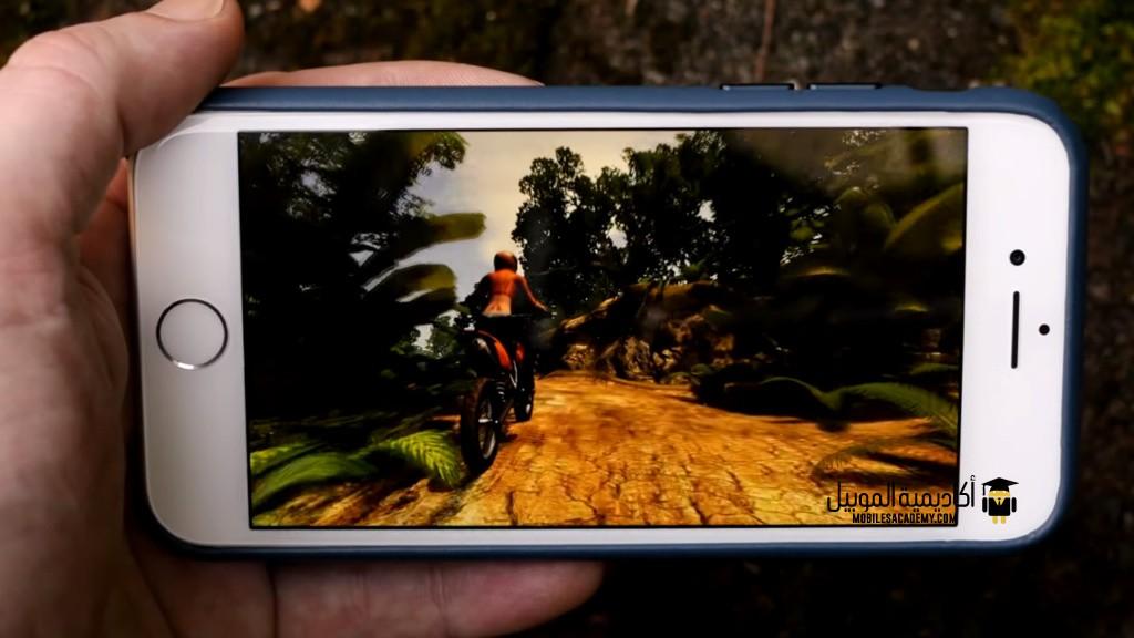 Apple iPhone 8 plus Gaming
