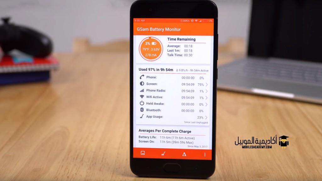 Xiaomi Mi 6 Battery