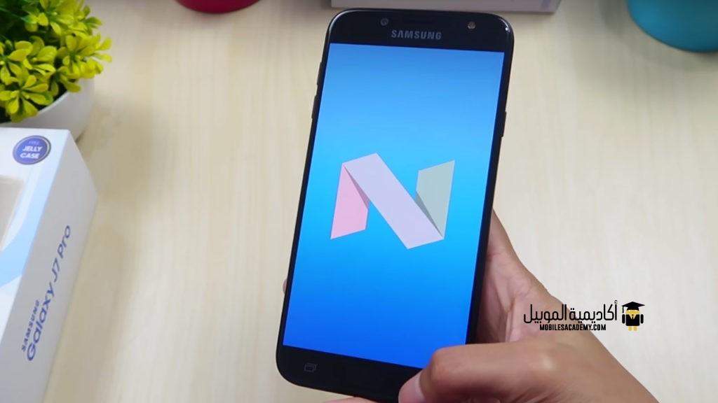 Samsung Galaxy J7 Pro Android