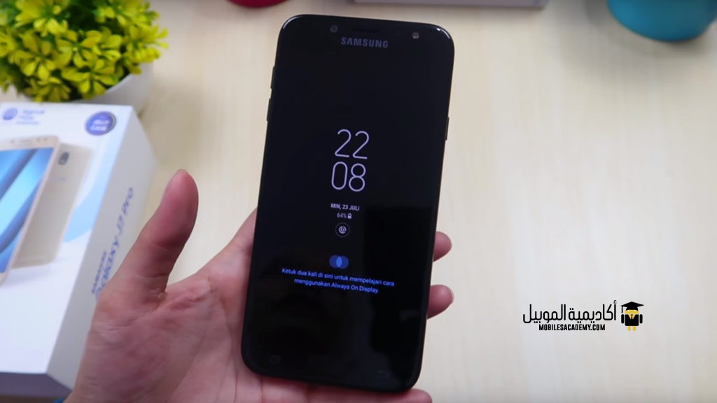 Samsung Galaxy J7 Pro Display