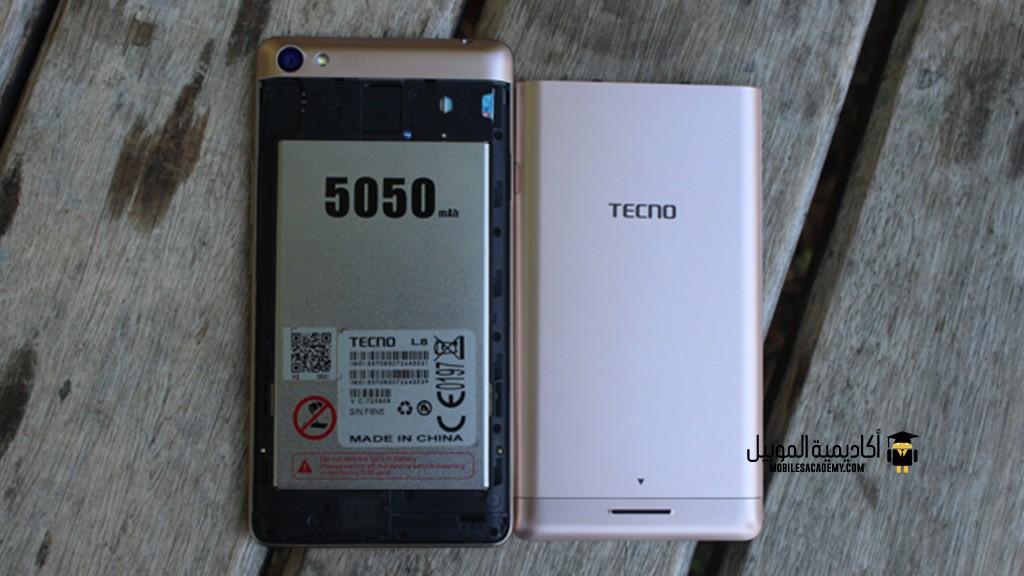 TECNO L8 Battery
