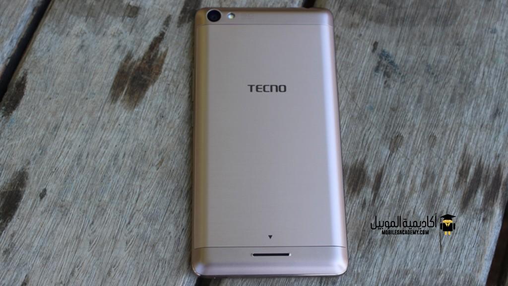 TECNO L8 Camera