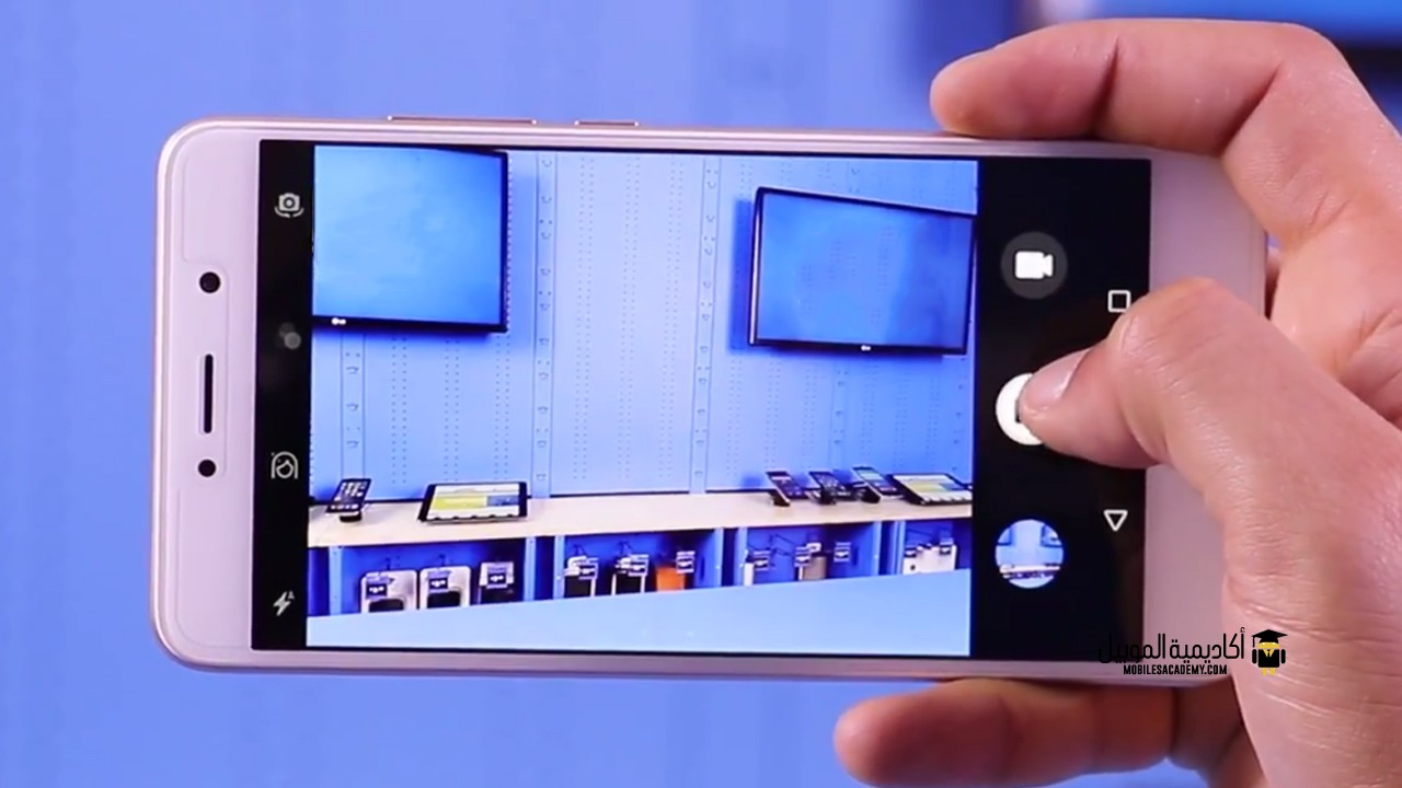 Huawei Y7 Camera