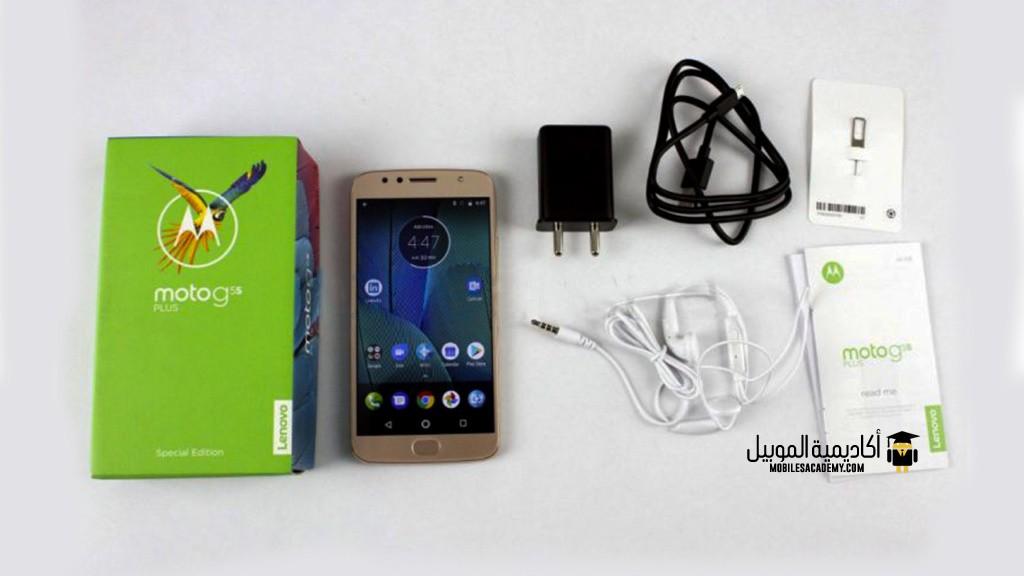 Motorola Moto G5S Plus Unboxing