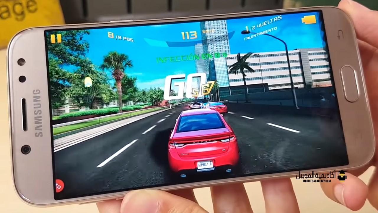 Samsung Galaxy J5 2017 Gaming