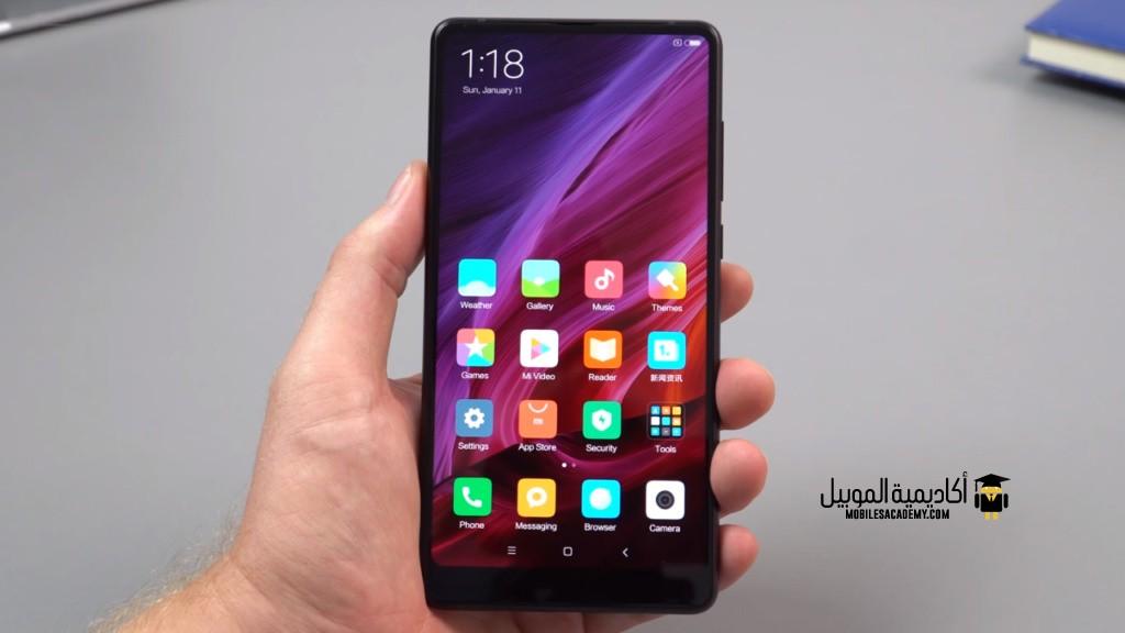 Xiaomi Mi Mix 2 Os