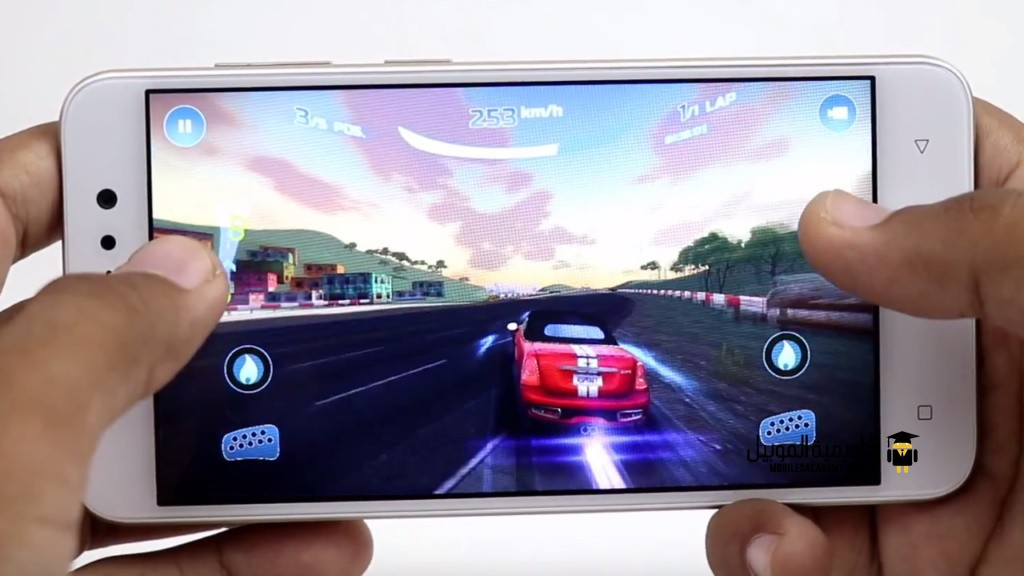 Gionee A1 lite Gaming