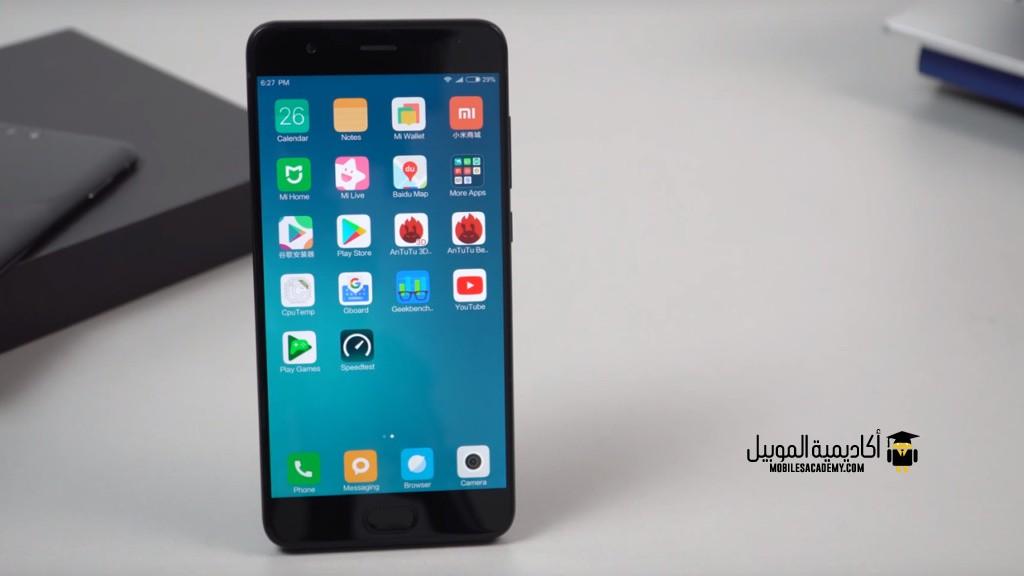 Xiaomi Mi Note 3 OS