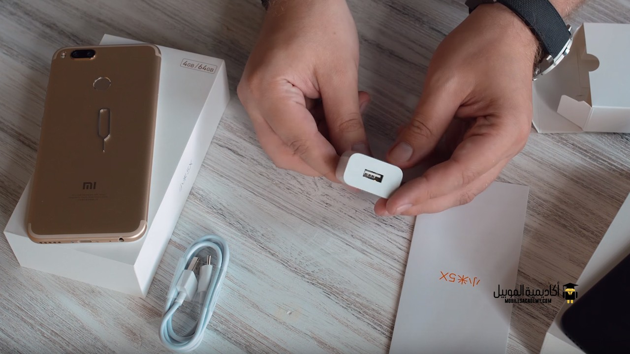 Xiaomi Mi 5X Unboxing