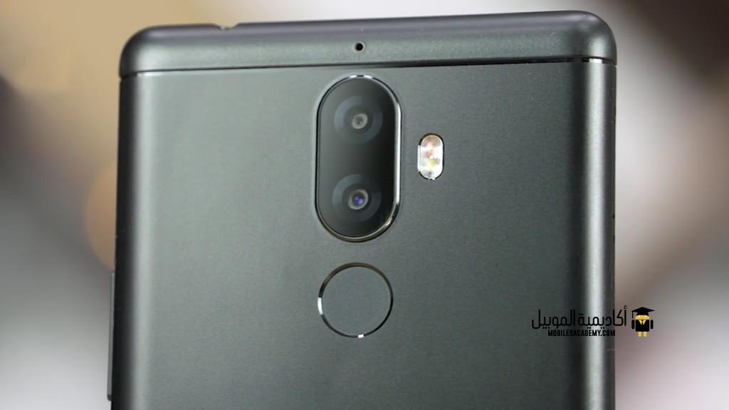 Lenovo K8 Note Camera