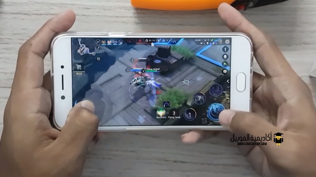Oppo A77 Gaming