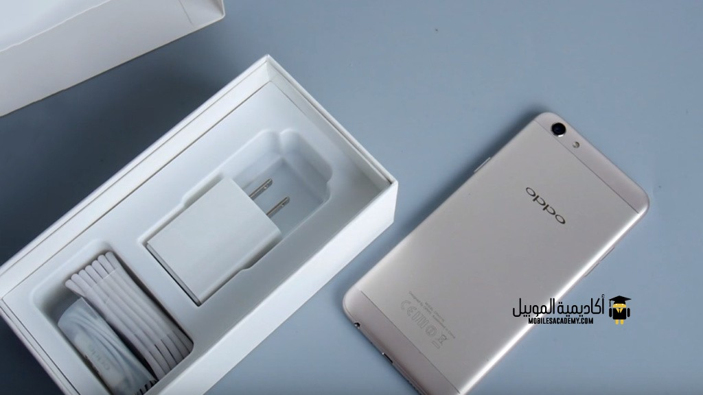 Oppo A77 Unboxing