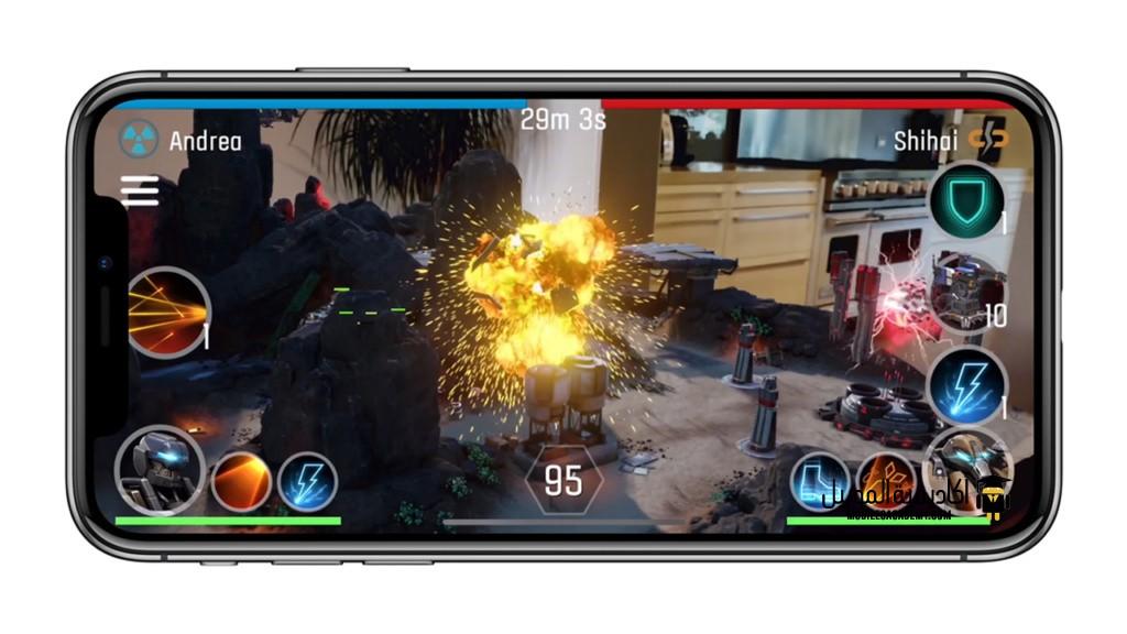 Apple iPhone X Gaming