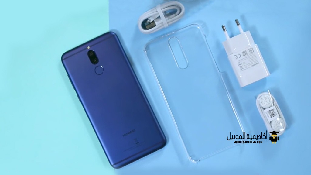 Huawei Mate 10 Lite Unboxing