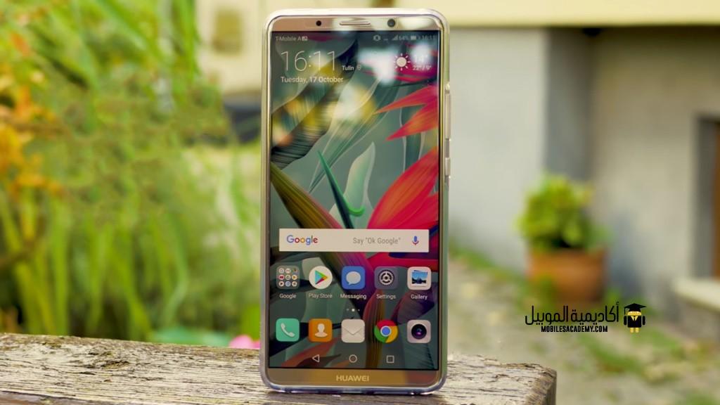 Huawei Mate 10 Pro OS
