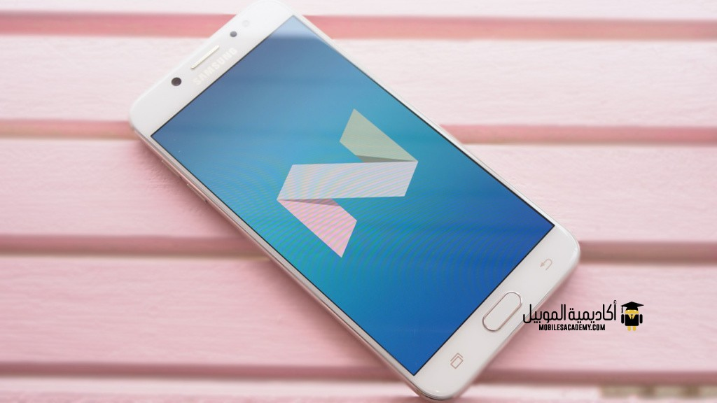 Samsung Galaxy J7+ Os