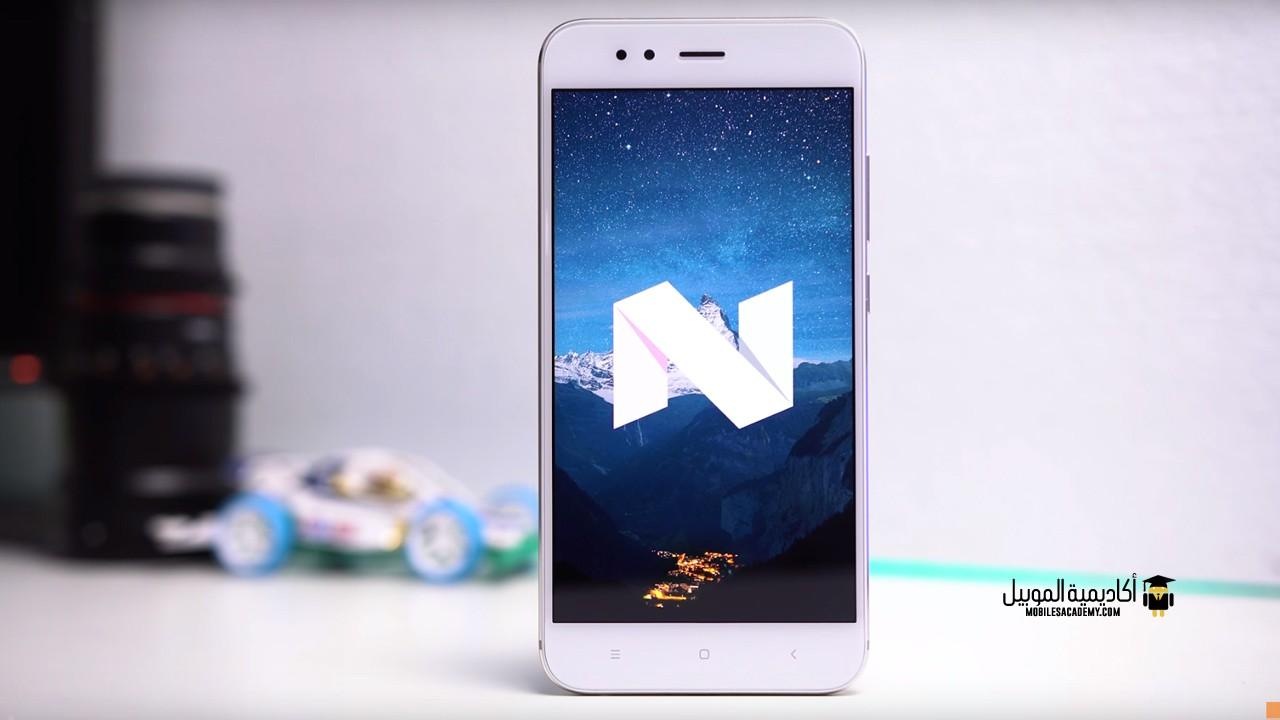Xiaomi Mi A1 OS