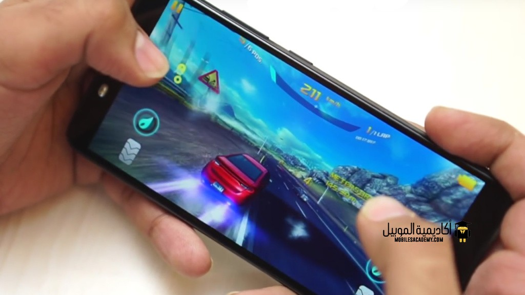 Infinix Hot S3 Gaming