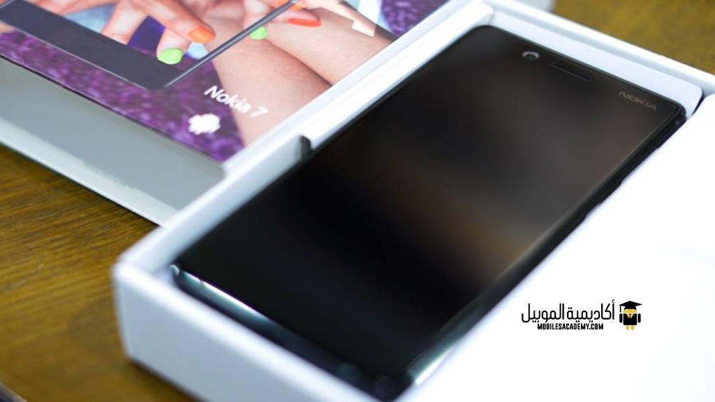 Nokia 7 Unboxing