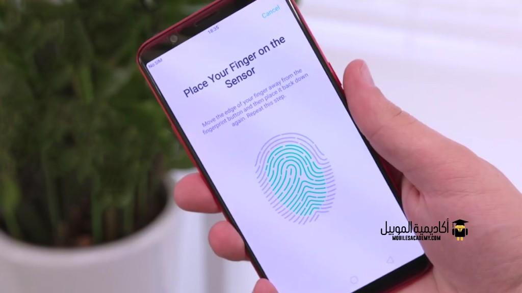 Oppo R11s Fingerprint