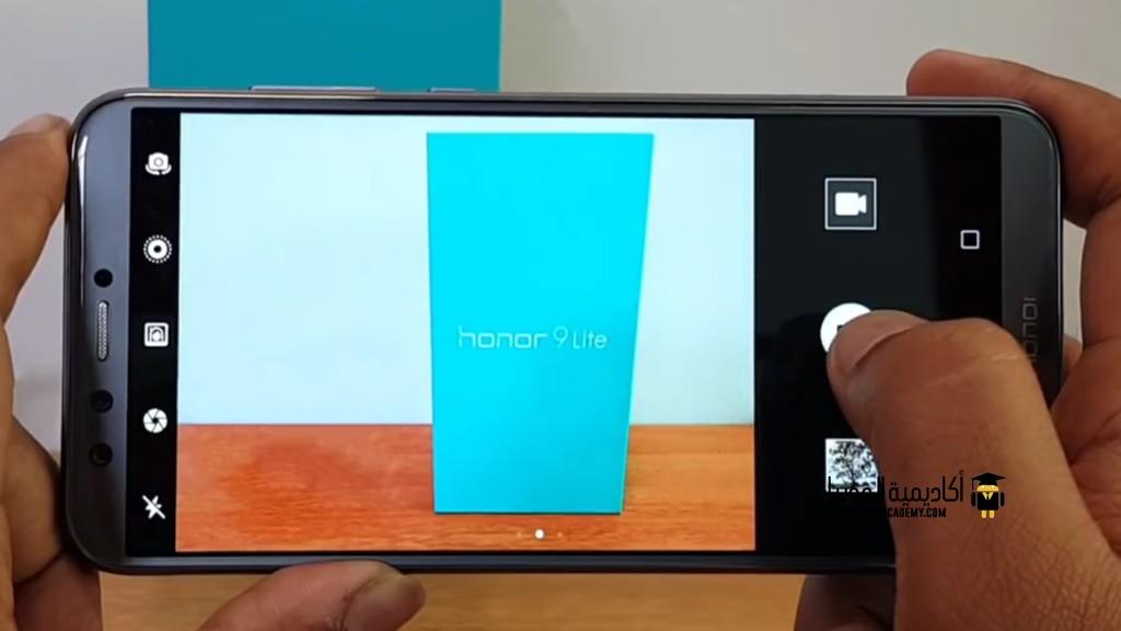 Huawei Honor 9 Lite Camera