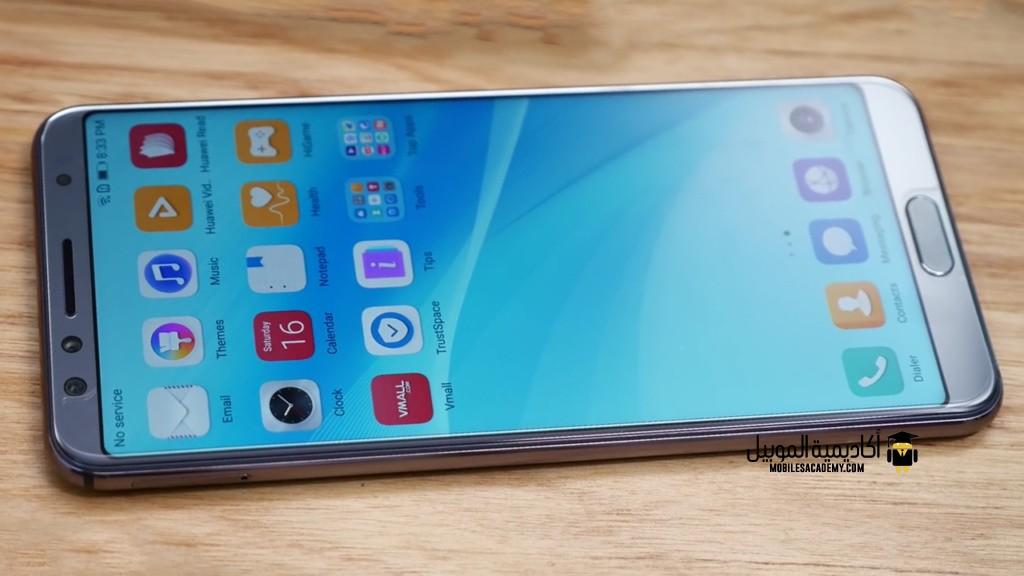 Huawei nova 2s Display
