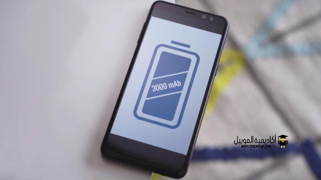 Samsung Galaxy A8 (2018) Battery