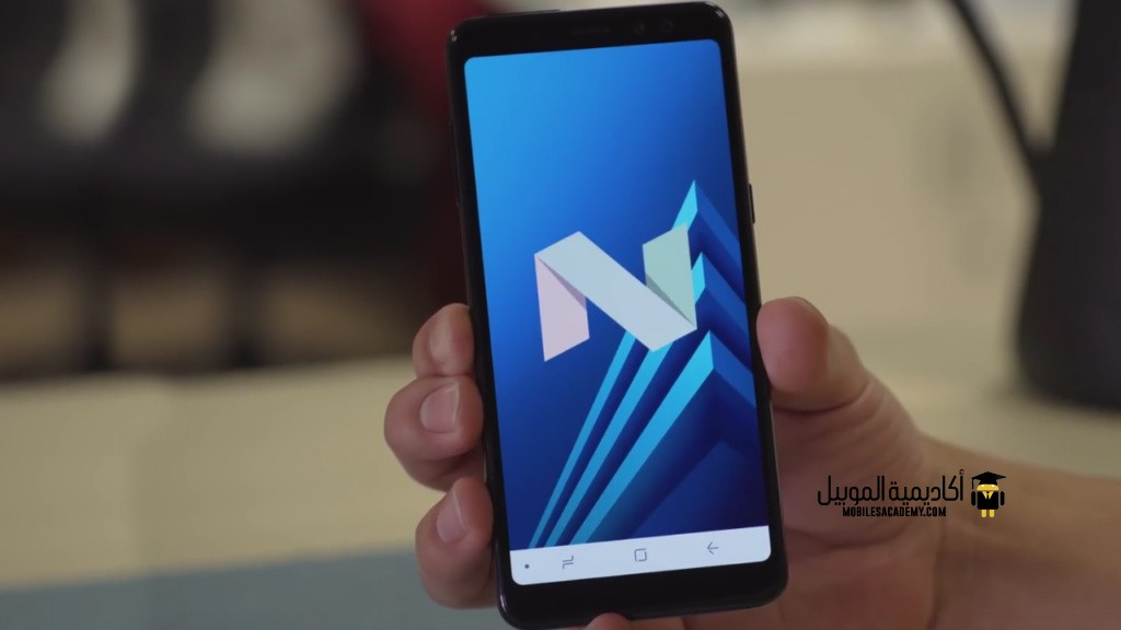 Samsung Galaxy A8 (2018) android