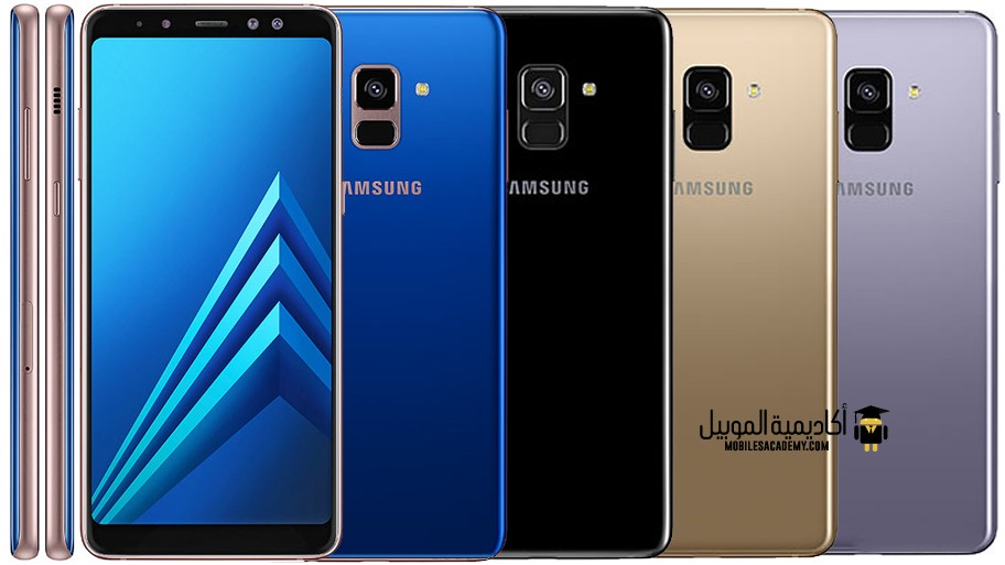 Samsung Galaxy A8+ (2018) / Samsung Galaxy A8 Plus 2018 / Samsung Galaxy A8+ (2018) Duos with dual-SIM card slots