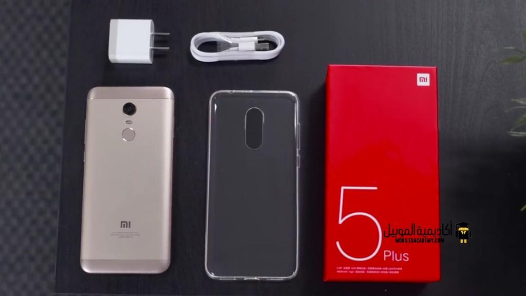 Xiaomi Redmi 5 Plus Unboxing