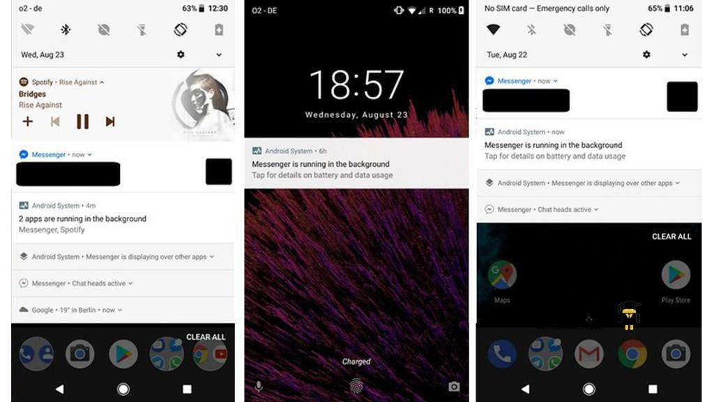 android oreo multitasking