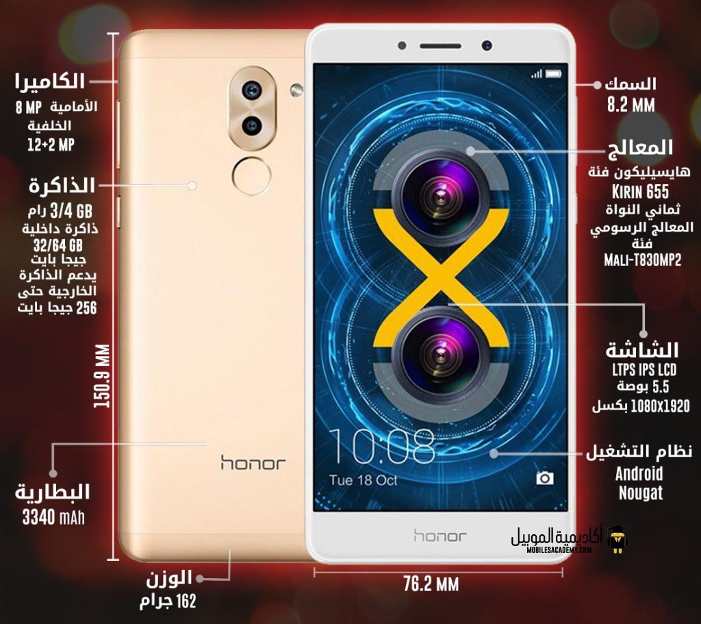 Huawei GR5 2017 specification