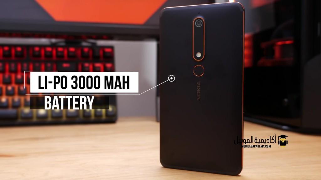 Nokia 6 (2018) Battery
