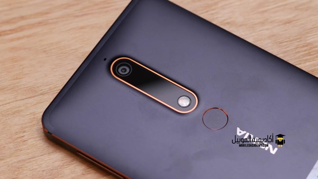 Nokia 6 (2018) Camera
