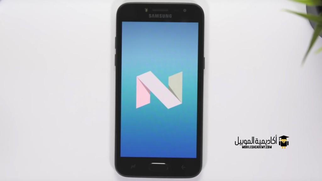 Samsung Galaxy Grand Prime Pro Os