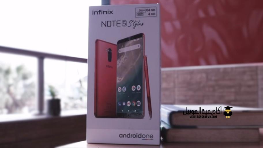 عيوب مميزات Infinix Note Stylus: مراجعة-Infinix