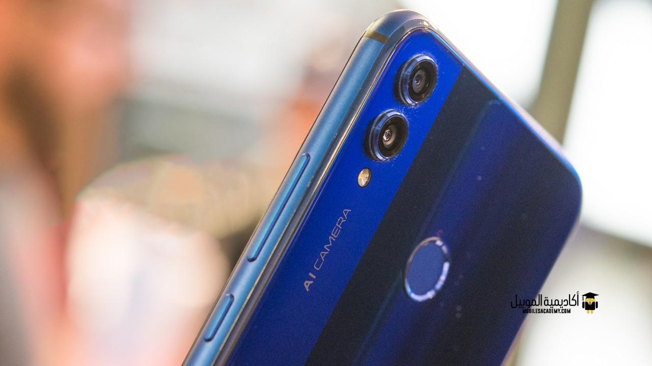 Huawei Honor 8X Camera