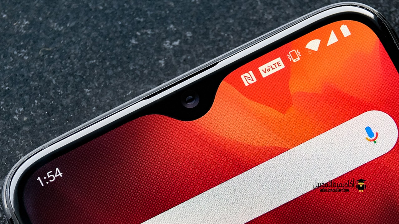 OnePlus 6T Notch