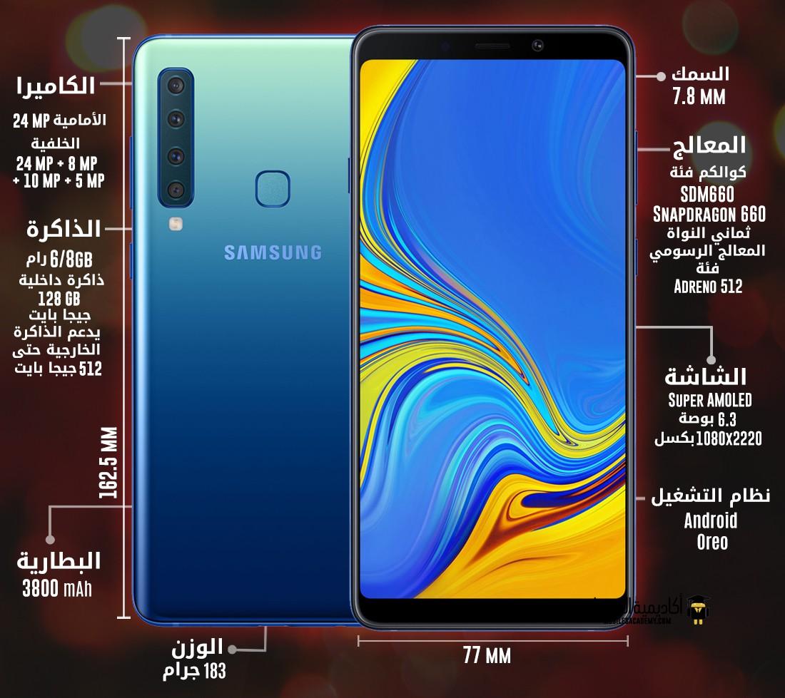 Samsung Galaxy A9 2018 Specification